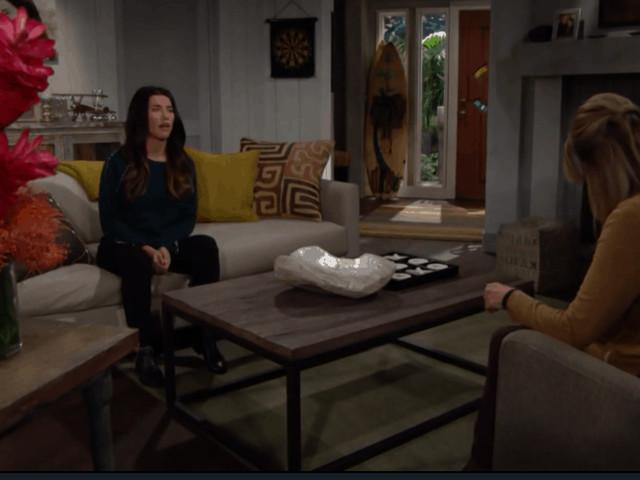 Beautiful in onda anche al sabato, Hope teme di essere lasciata da Liam: presagio corretto?