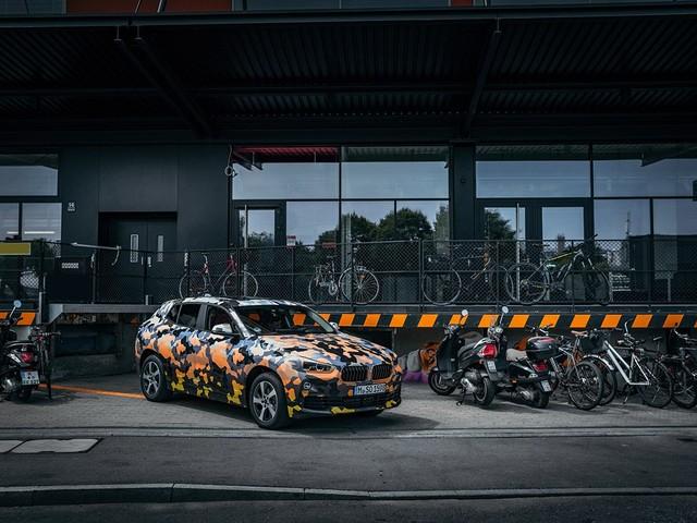 BMW X2 - In rete i primi scatti della Suv compatta