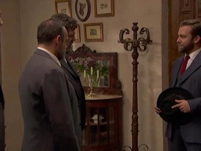 Il Segreto, anticipazioni spagnole: Fernando potrebbe morire durante un'esplosione