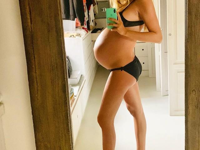 Fiammetta Cicogna svela cosa mangia in gravidanza