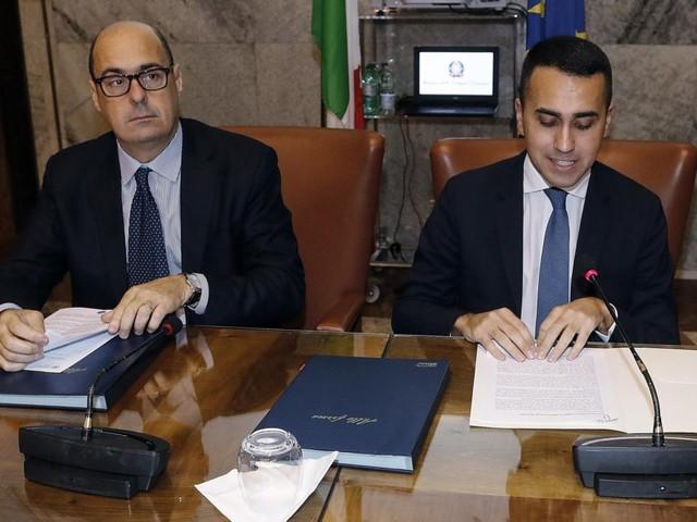 Zingaretti freni col M5s: Di Maio non è Aldo Moro