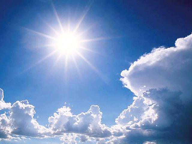 Meteo Sicilia, alta pressione per un weekend con sole e poche nuvole