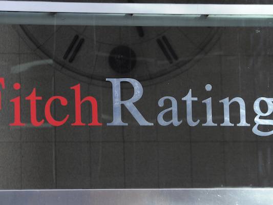 """L'agenzia di valutazione del credito Fitch ha confermato il rating BBB e l'outlook """"negativo"""" per l'Italia"""