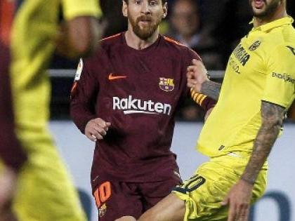 Suarez-Messi, Barca sbanca a Villarreal