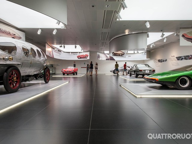 Alfa Romeo - Le auto più belle del museo storico - FOTO GALLERY