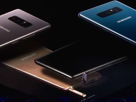 Adesso il Samsung Galaxy Note 8 è ufficiale: specifiche, prezzo, foto ed uscita in Italia