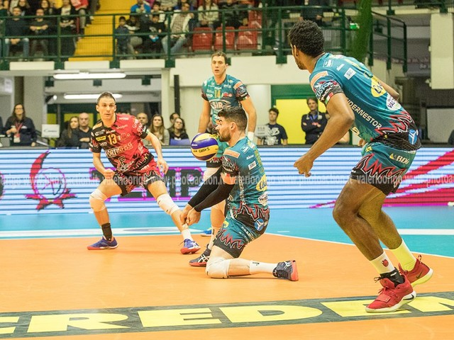 Perugia-Chaumont, Champions League volley 2019: orario d'inizio e come vederla in tv e streaming