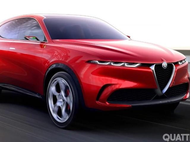 Gruppo FCA - Alfa Romeo Tonale, investimento da un miliardo a Pomigliano