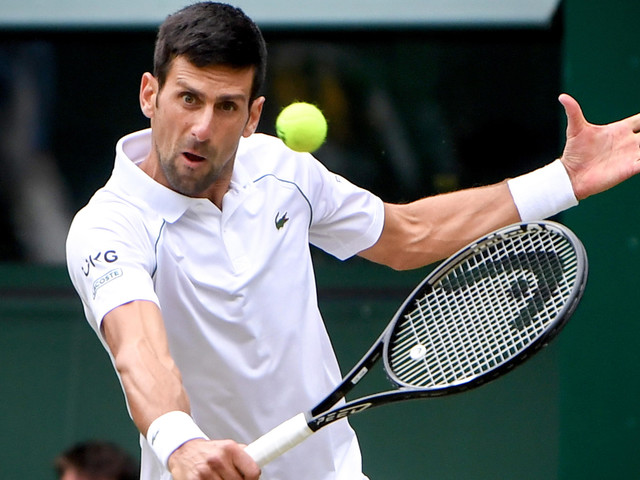 Wimbledon, Djokovic-Shapovalov: risultato LIVE della seconda semifinale