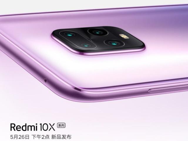 Redmi 10X nuovi dettagli: Zoom ibrido 30X e supporto ad OIS