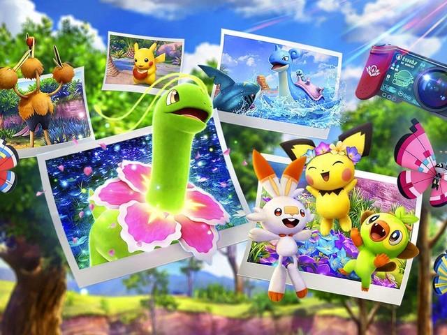 New Pokémon Snap, perché comprarlo? I punti di forza del gioco fotografico