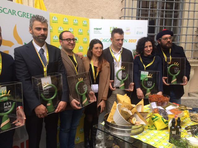 Oscar Green: azienda chietina vince finale nazionale con il sale spray a basso contenuto di sodio