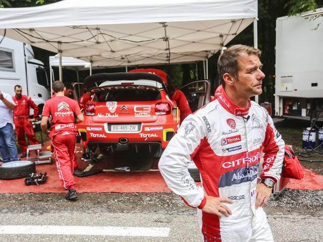 Mondiale Rally - Citroën ha svelato la formazione di piloti 2018