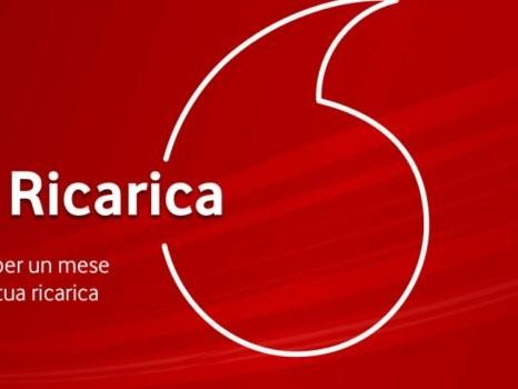Perché con GigaRicarica Vodafone 10 solo 9 euro di credito caricati?