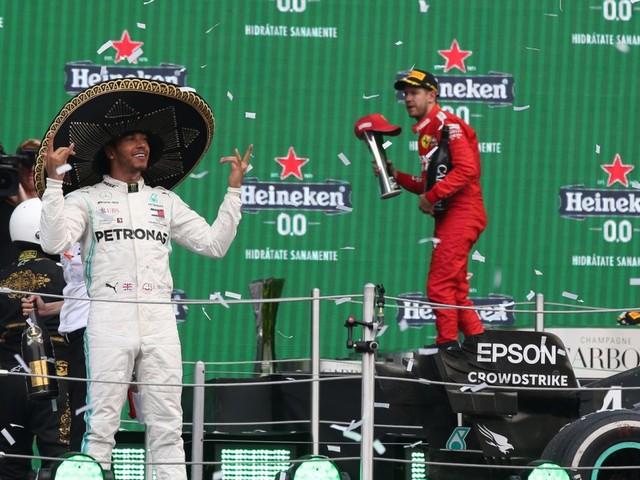 VIDEO F1, GP Messico 2019: highlights e sintesi della gara. Hamilton in trionfo, Ferrari sorprese: Vettel 2°, Leclerc 4°