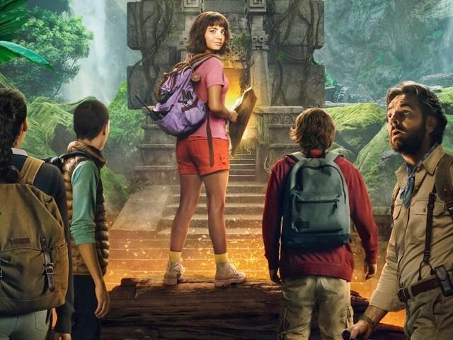 Dora and the Lost City of Gold: prime locandine ufficiali e Danny Trejo nel cast