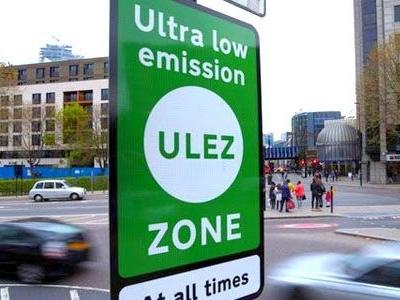 In sei mesi è ridotto il traffico e l'inquinamento nel centro di Londra