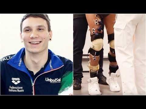 Manuel Bortuzzo, una nuova speranza per tornare a camminare grazie alla stimolazione wireless