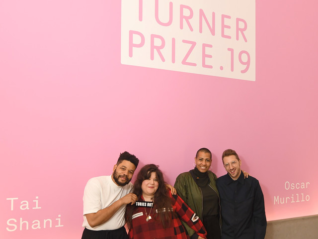 Per la prima volta nella storia al Turner Prize 2019 vincono tutti i finalisti del premio