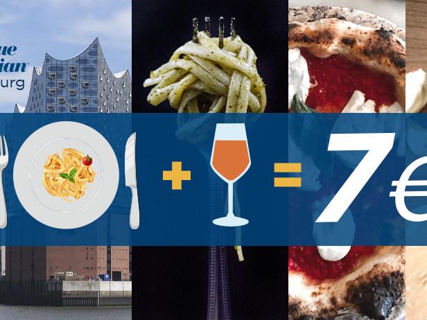 72 hrs True Italian Food Festival, ad Amburgo la più grande festa della cucina italiana mai organizzata