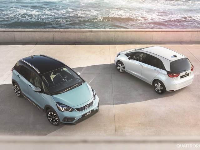Honda Jazz - Nuovi dettagli sulla quarta generazione