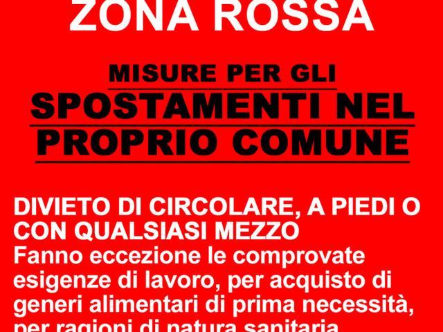 Covid: Comune Palermo crea grafiche per FAQ su Sicilia rossa