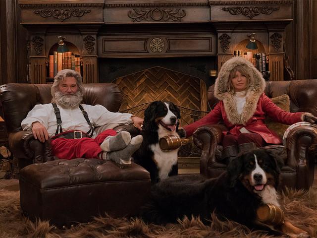 Qualcuno Salvi Il Natale 2, con Kurt Russell: ecco il trailer e la data d'uscita