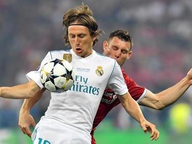 Modric replica a Ronaldo: «Al Real gruppo sano e unito»