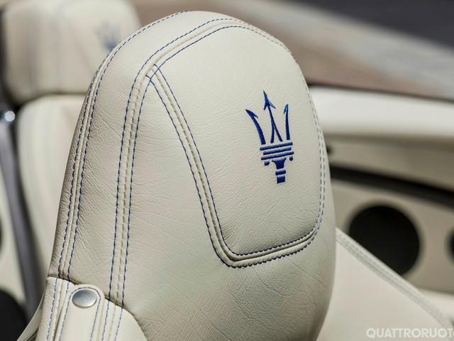 Maserati - Nel 2019 il primo modello elettrico