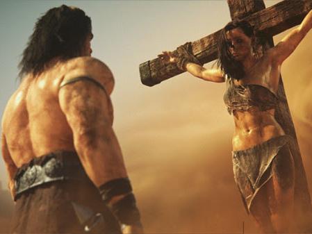 Conan Exiles giocabile gratis su Steam questo weekend - Notizia - PS4