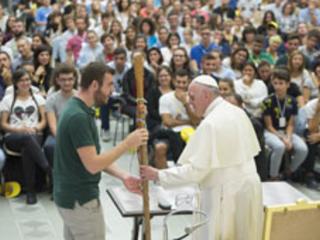 La domenica di Papa Francesco - In dialogo con i giovani