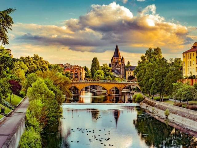 Cosa vedere a Metz, città contesa fra Germania e Francia
