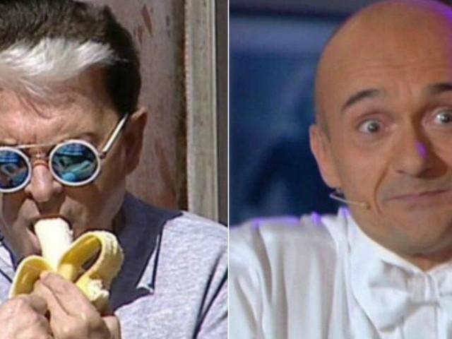 Signorini contro Malgioglio per la spifferata sul GF Vip: 'Non si tiene un cecio in bocca'