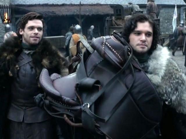 «The Eternals», Kit Harington e Richard Madden (Jon Snow e Robb Stark) insieme dopo Il trono di Spade