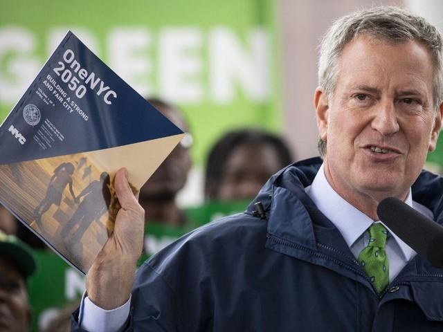 Usa 2020, il sindaco di New York de Blasio ritira la sua candidatura