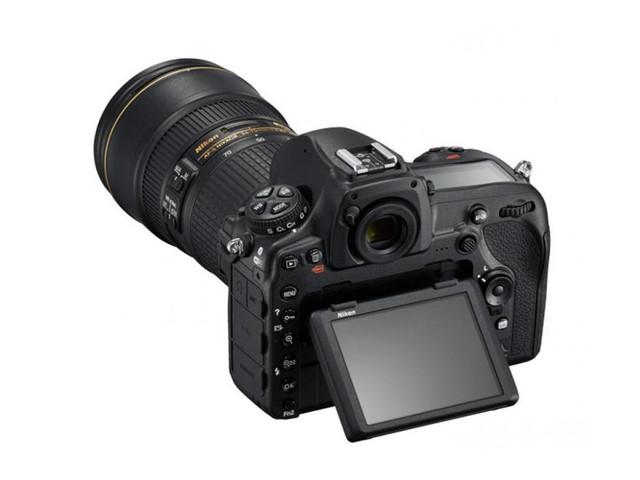 Nikon D850, è ufficiale la full frame da 45.7 Megapixel