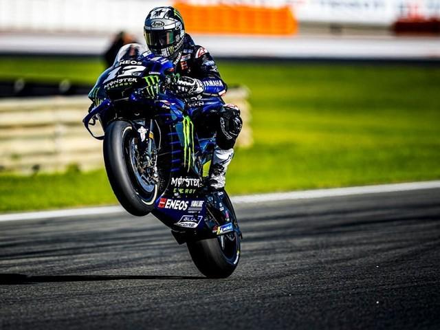 Test MotoGP, tripletta Yamaha a Valencia, Alex Marquez indietro