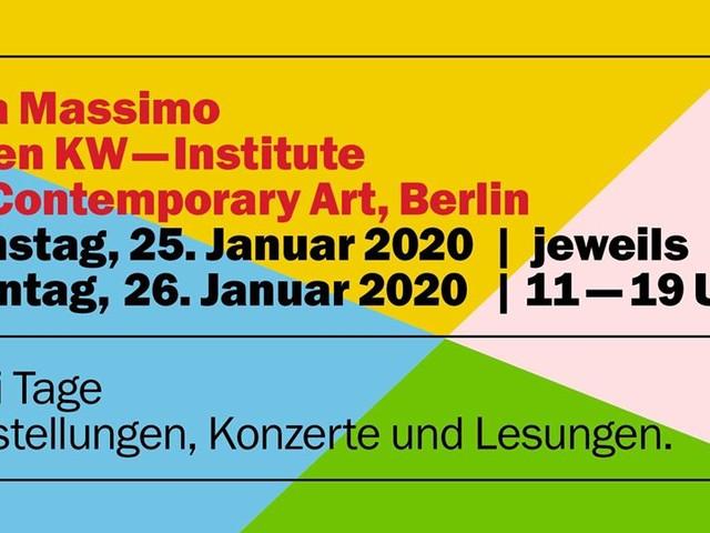 Gli artisti di Villa Massimo si presentano a Berlino