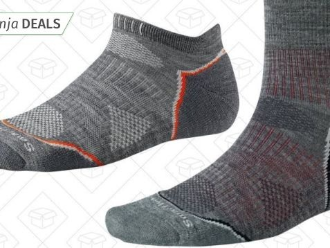 Here's a Very Rare 33% Discount On Smartwool, Our Readers' Favorite Socks
