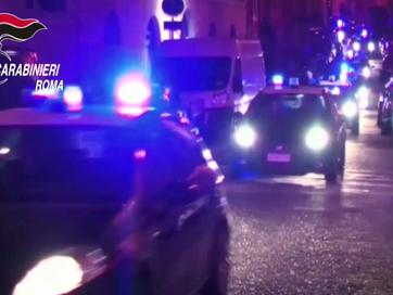 Velletri : carabinieri arrestano uomo per tentato omicidio aggravato dopo avere accoltellato un amico