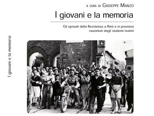 A Torricella in Sabina arriva il libro «I giovani e la memoria»