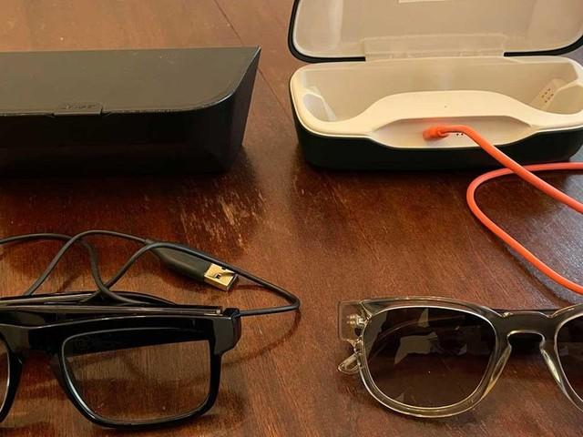 Occhiali smart: la prova per voi
