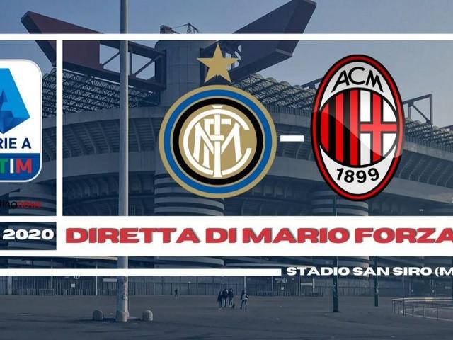 [Diretta] Inter - Milan: tra Covid e un possibile lockdown a Milano scatta l'ora del derby