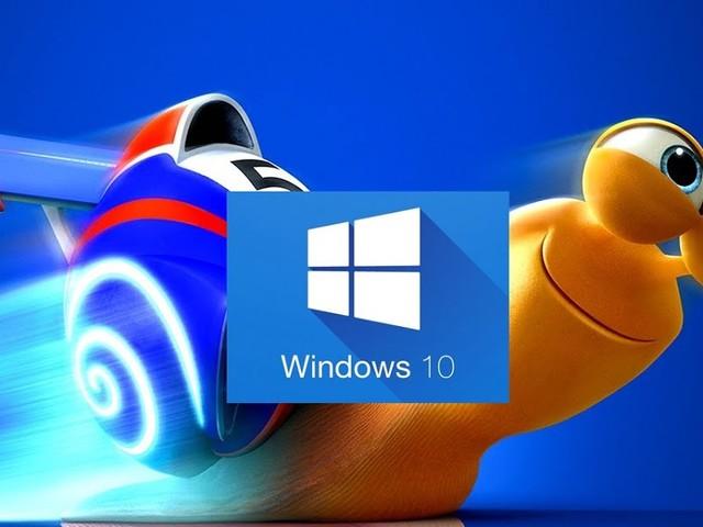 Trucchi per velocizzare Windows 10