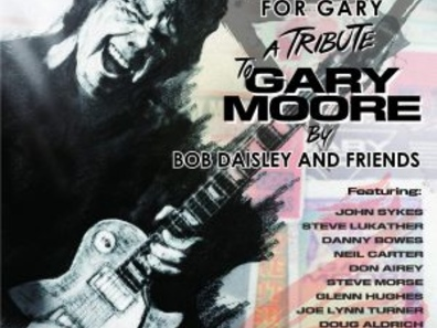 "Un Tributo Blues ""Duretto"" Ma Per Nulla Disprezzabile. Bob Daisley & Friends – Moore Blues For Gary"