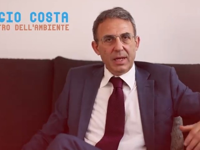 Rivoluzione rimandata al ministero dell'Ambiente, nel nuovo Governo rimane Sergio Costa