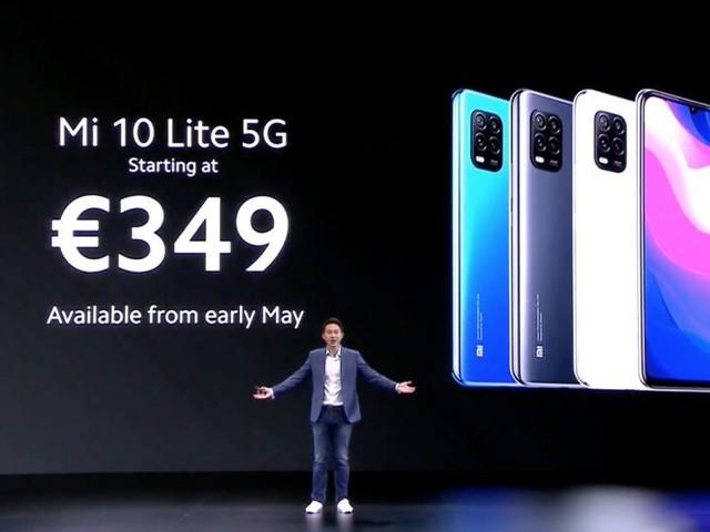 Super Xiaomi Mi 10 Lite: miglior rapporto qualità/prezzo device 5G