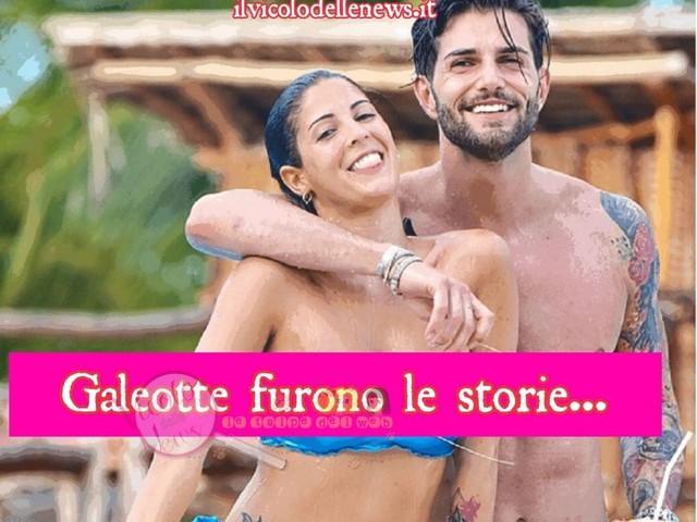 #uominiedonne Andrea Melchiorre e Martina Luchena si stanno realmente frequentando? Alle nostre talpine non sfugge proprio nulla! Voi cosa pensate?