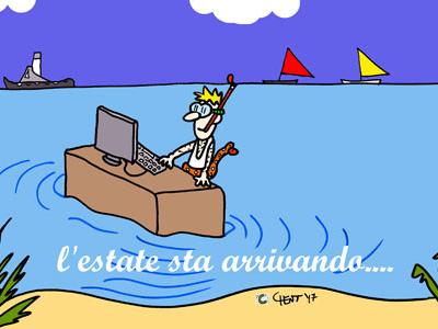 Estate: frasi, immagini e video di buone vacanze estive e buona estate