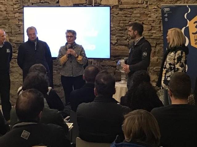 La 3Tre a Bergamo commuove ricordando Fausto Radici